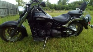 Yamaha Dragstar 400 Lot100