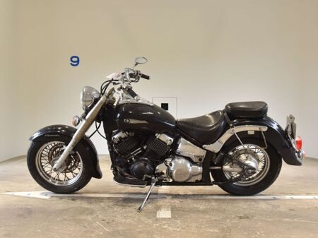 Yamaha Dragstar 400 lot 517