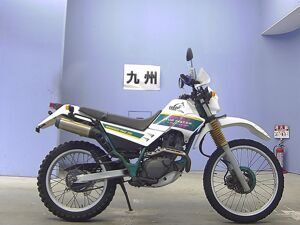 Yamaha serow 223  пробег 00017   1997г.
